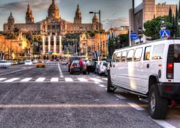 Limusinas en Barcelona