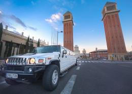 Imagen de Barcelona em Hummer