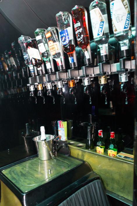 Foto de barra de bar